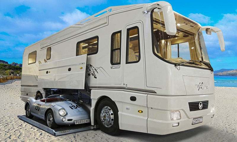 Learn More Regarding the Campervan