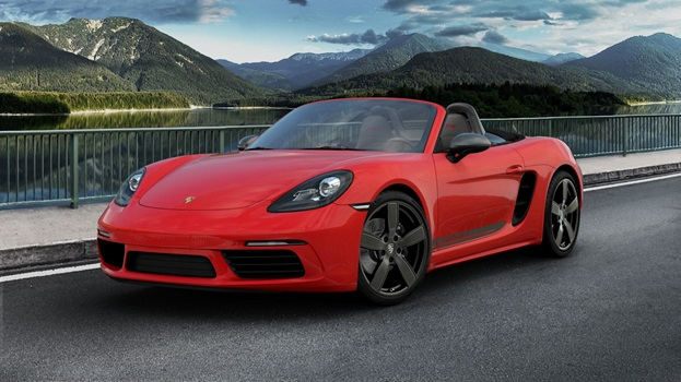 Appreciating a Few Attributes of 2020 Porsche 718 Boxster
