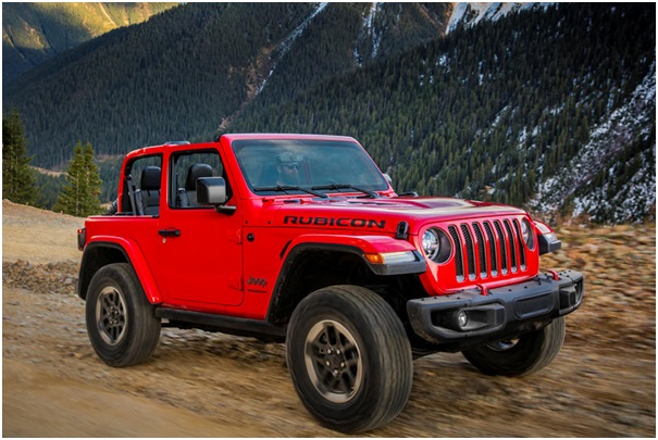 How 2020 Jeep Wrangler Leads its Segment