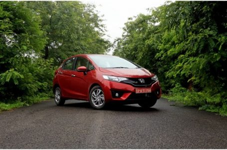 Honda Jazz: A facelift on the cards?