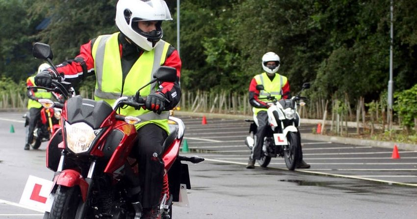 Learn to Ride a Bike With a CBT Test