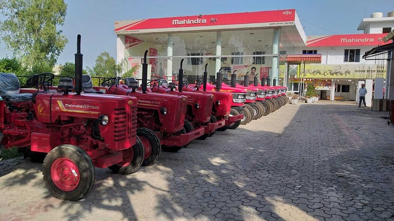 Top 3 Agricultural Tractors in India